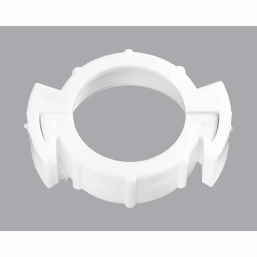 Danco 1-1/4 In. Plastic Slip Joint Nut and Washer