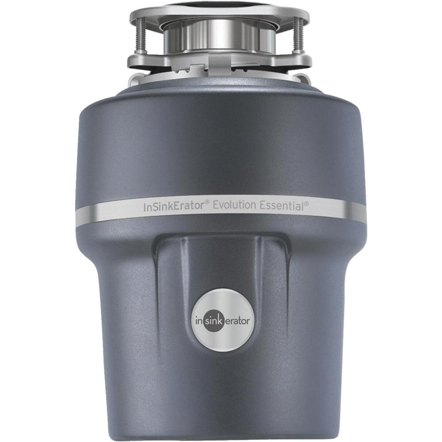Insinkerator Evolution Essential 3/4 HP Garbage Disposal, 9 Year Warranty Image 3