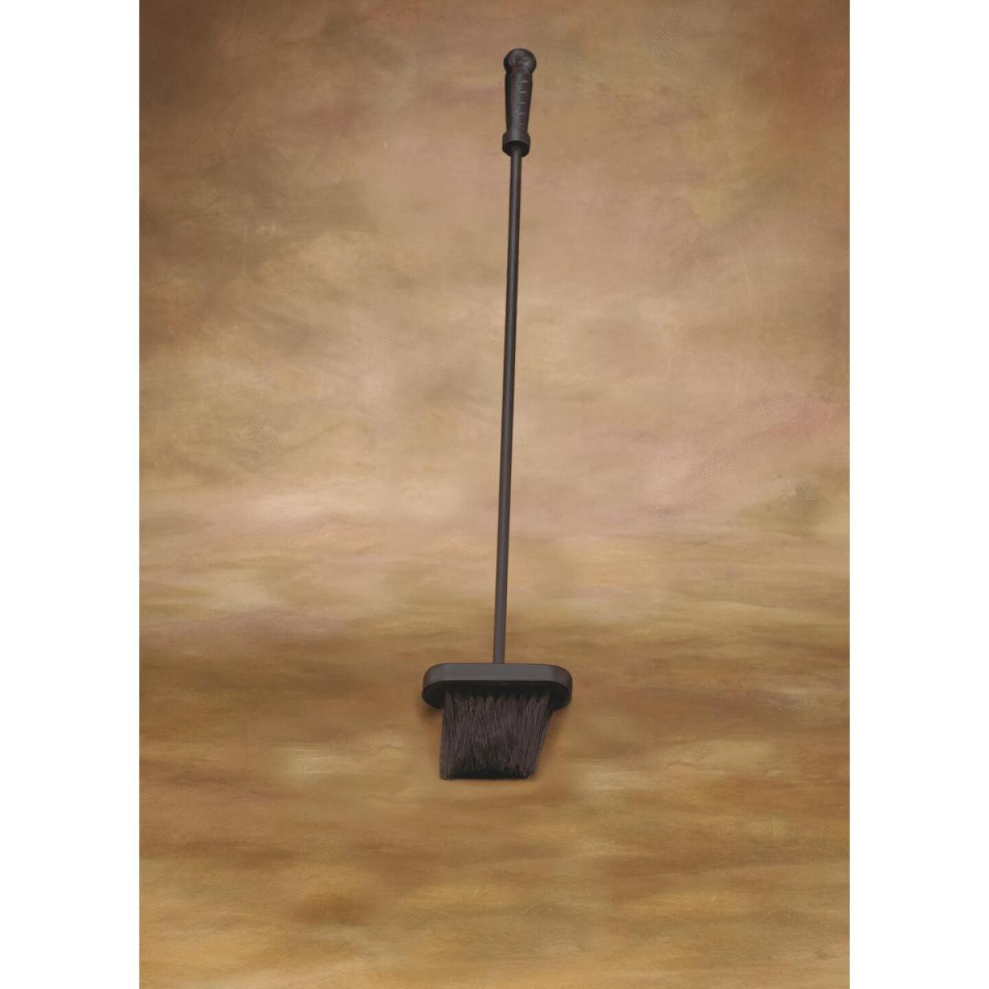 Home Impressions Early American Cast-Iron Nylon Fireplace Brush Image 2
