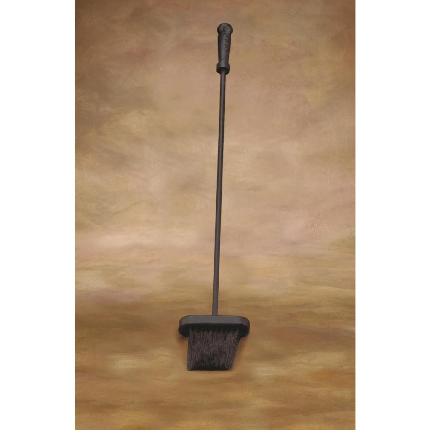 Home Impressions Early American Cast-Iron Nylon Fireplace Brush Image 3