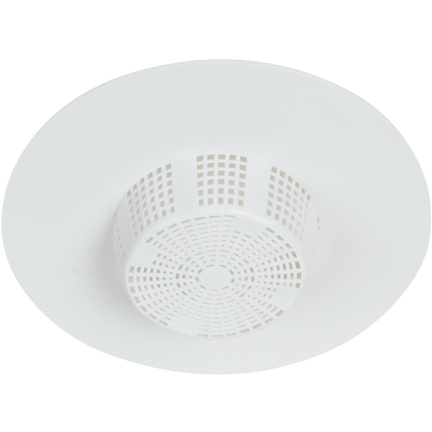 Do it White Hair Snare Sink/Tub Drain Strainer Image 2
