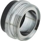 """Do it 55/64""""-27 Male to 13/16"""" x 27 Female Faucet Adapter Image 1"""