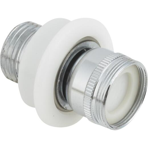 Do it 1/2 In. Personal Shower Hose Connector Faucet Adapter