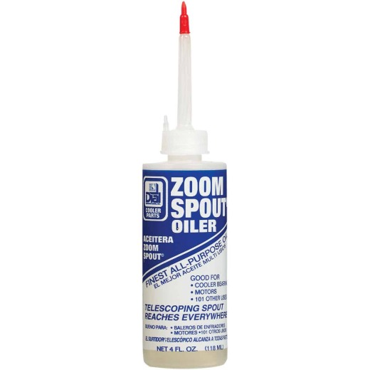 Dial Zoom Spout 4 Oz. Squeeze Bottle Multi-Purpose Lubricant