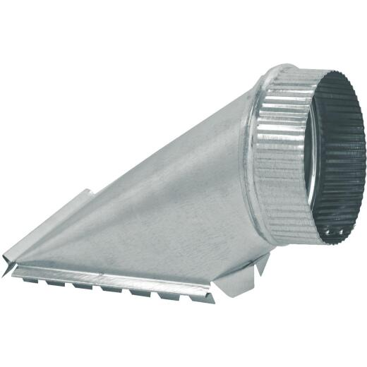 Imperial 30 Ga. 6 In. Galvanized Top Take-Off