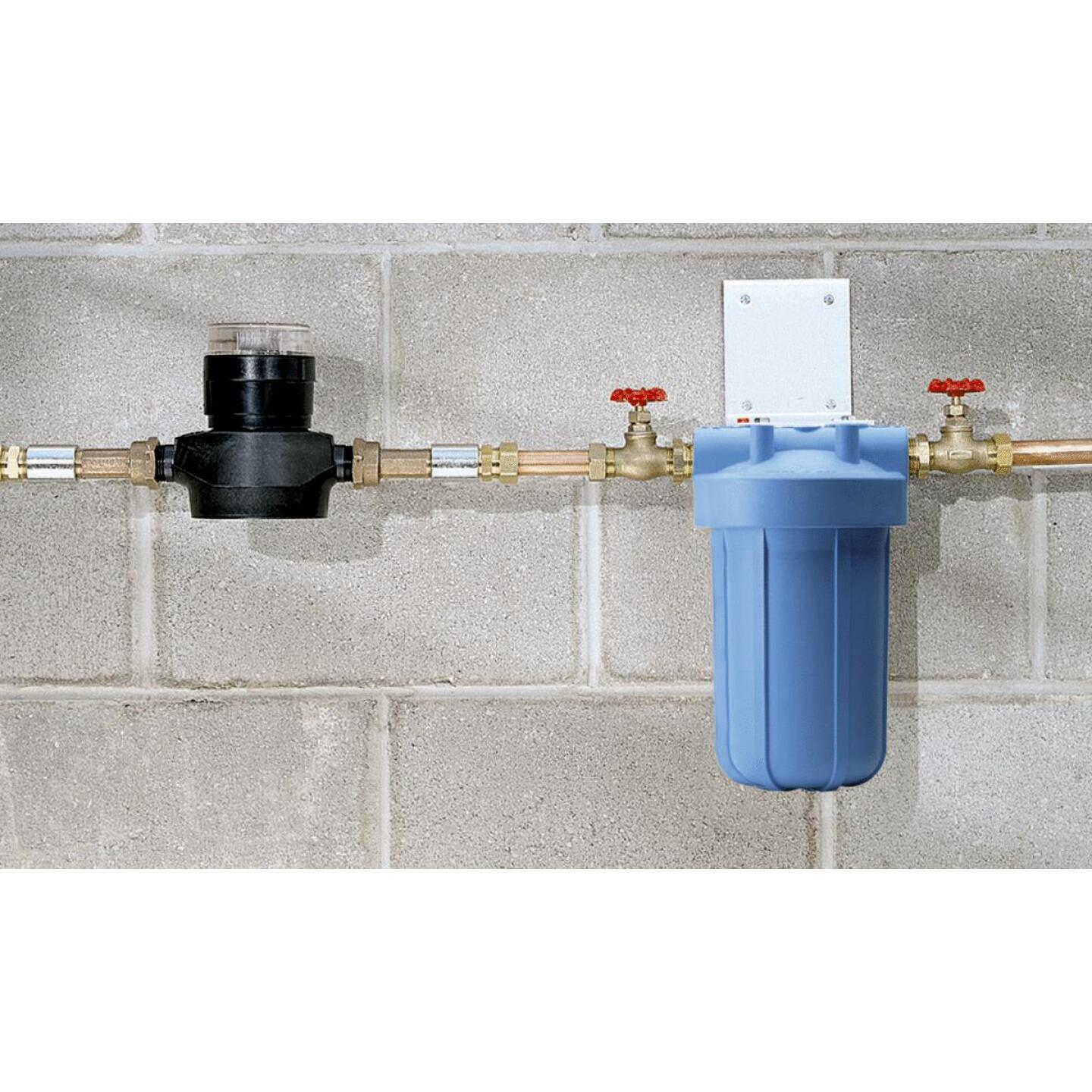Culligan Heavy Duty 1 In. Whole House Sediment Water Filter Image 2