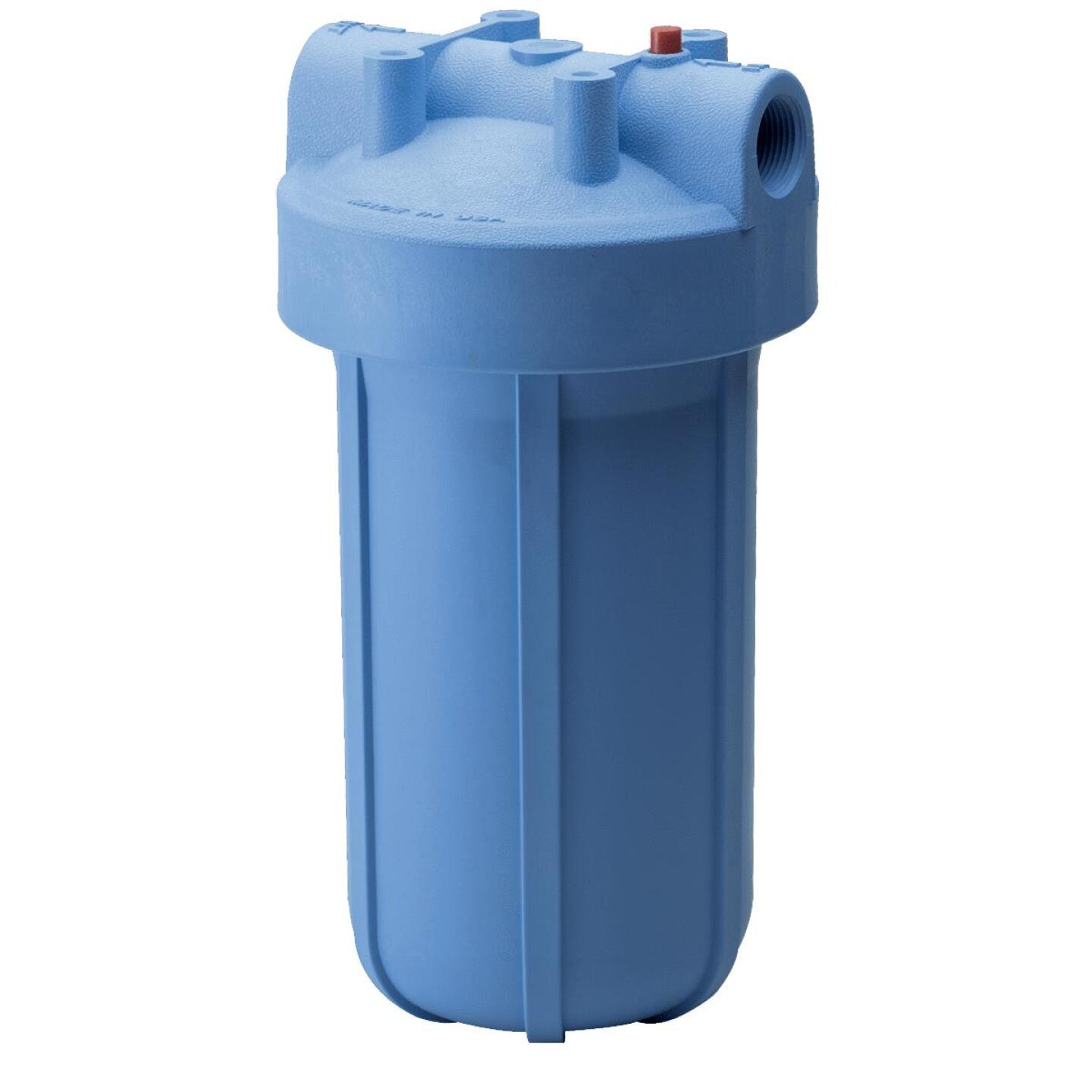 Culligan Heavy Duty 1 In. Whole House Sediment Water Filter Image 1
