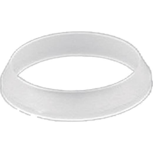 Genova 1-1/4 In. Opaque Polypropylene Slip Joint Washer
