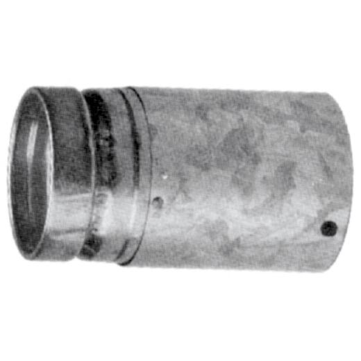 SELKIRK RV 6 In. x 12 In. Adjustable Round Gas Vent Pipe