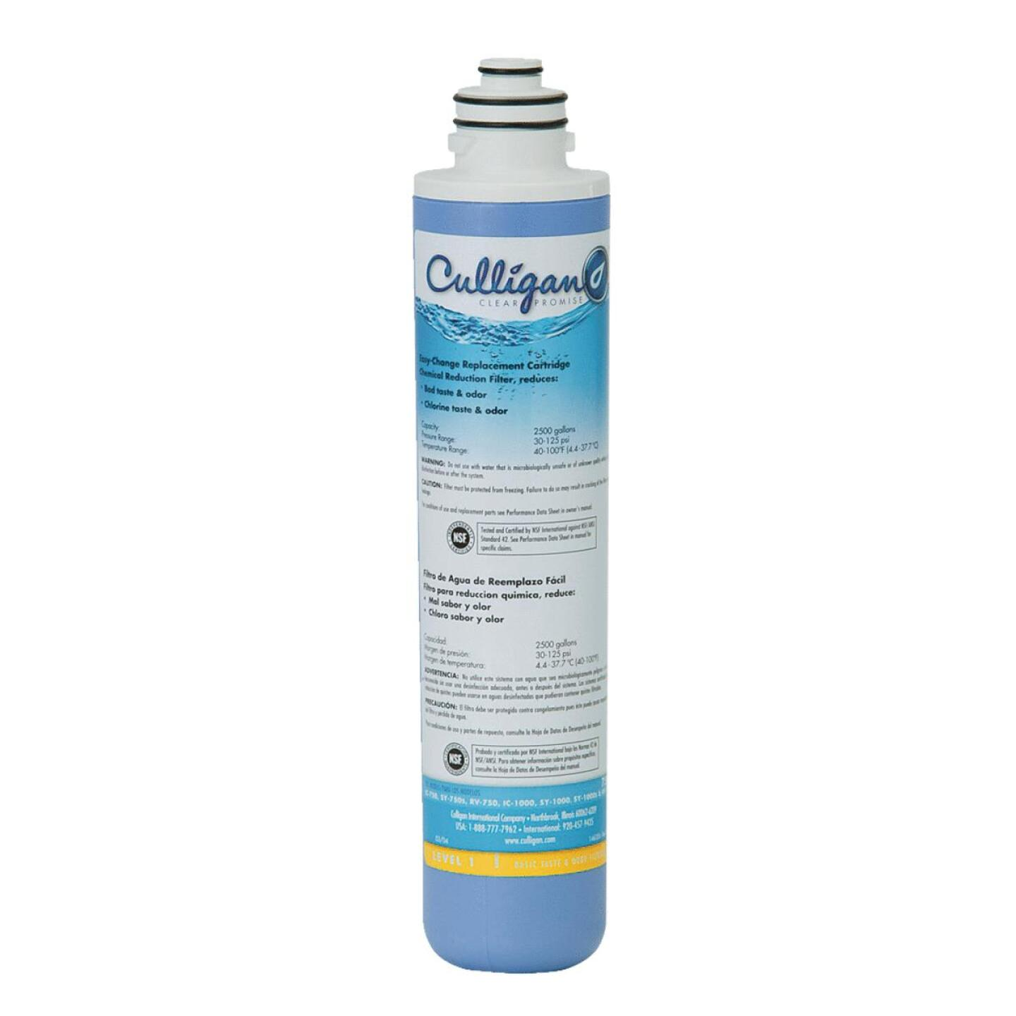 Culligan 750R Ice Maker And Refrigerator Water Filter Cartridge Image 1