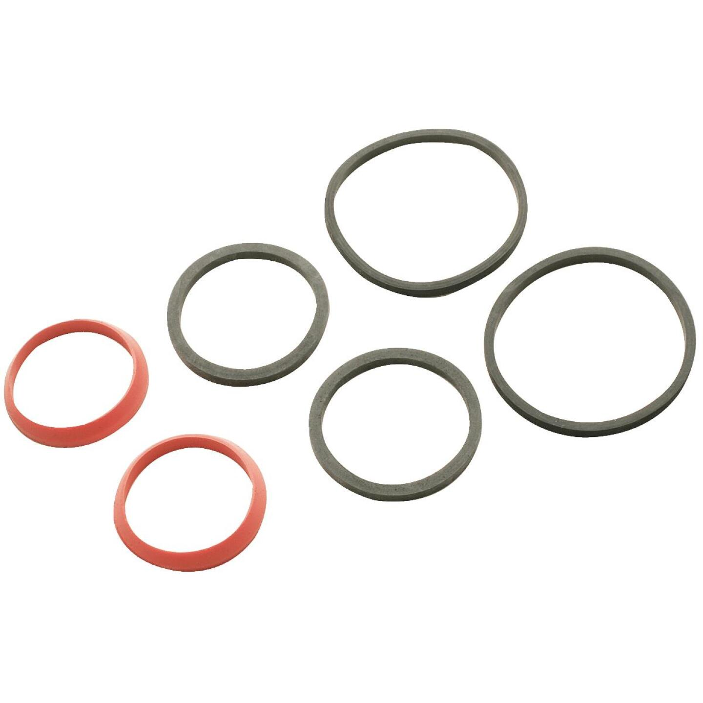 Do it Assorted Rubber Slip Joint Washers (6 Pack) Image 1