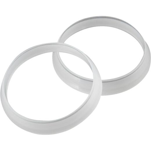 Do it 1-1/2 In. Clear Poly Slip Joint Washer