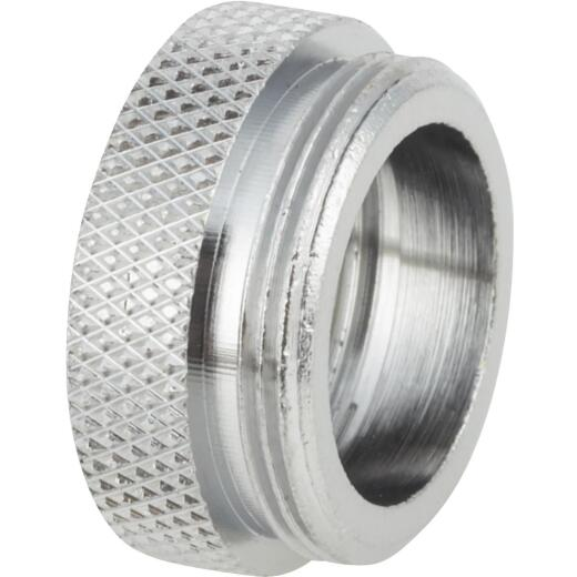 """Do it 3/4"""" x 27-Male to 55/64"""" x 27 Small Aerator Faucet Adapter"""