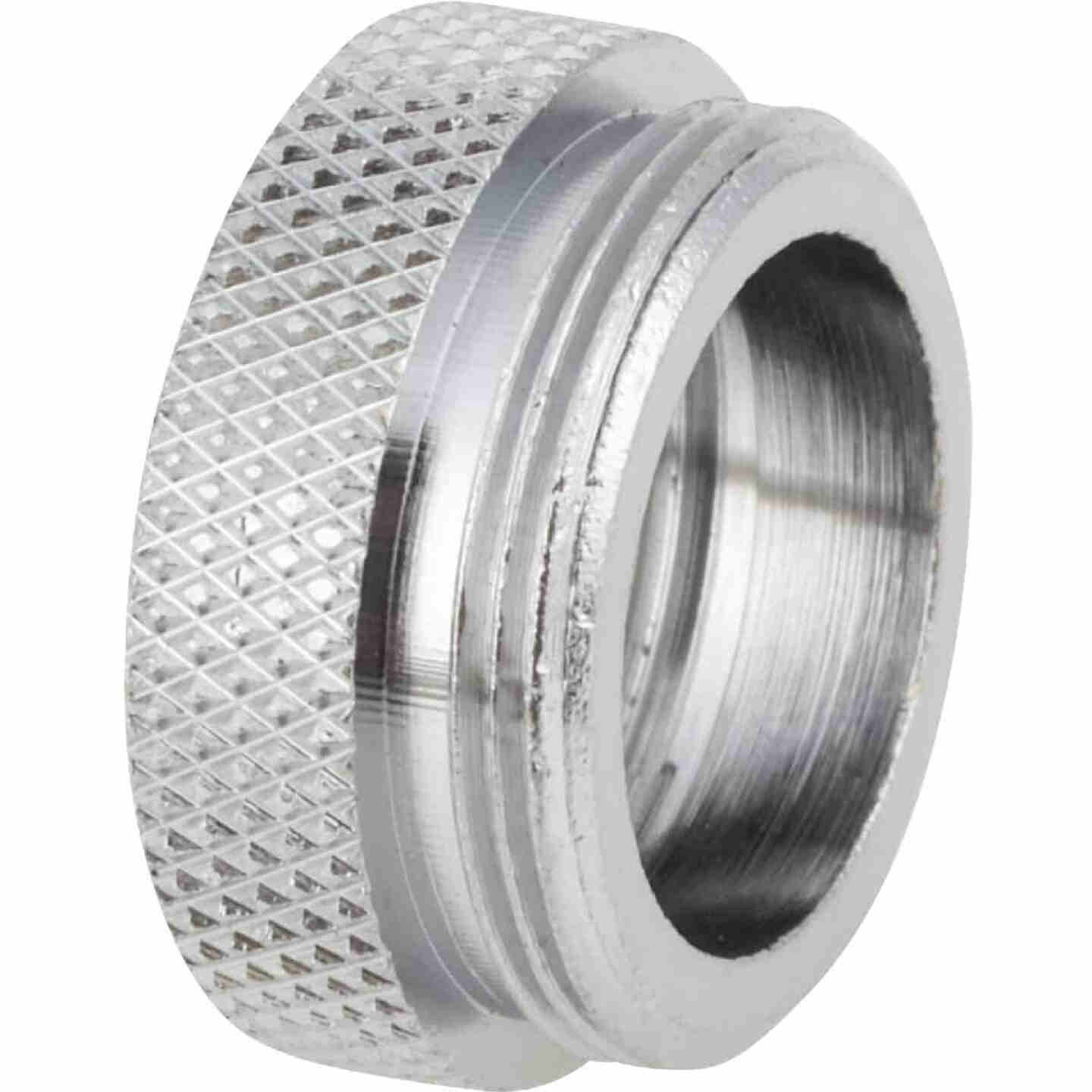 """Do it 3/4"""" x 27-Male to 55/64"""" x 27 Small Aerator Faucet Adapter Image 1"""