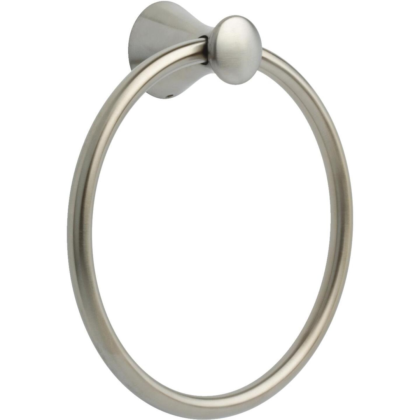 Delta Stainless 7.4 In. Towel Ring Image 1