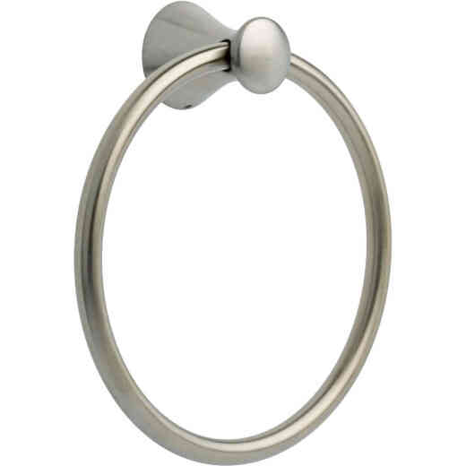 Delta Stainless 7.4 In. Towel Ring