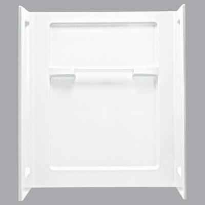 Sterling 3-Piece 48 In. W. x 72 In. H. x 34 In. D. White Shower Wall Set