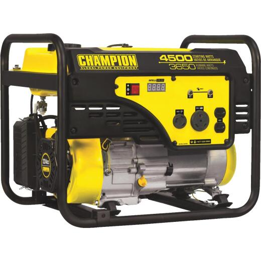 Champion 3650W Gasoline Powered Portable Generator