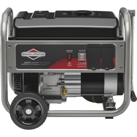 Briggs & Stratton 3500W Gasoline Powered Portable Generator
