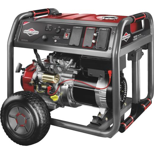 Briggs & Stratton 8000W Gasoline Powered Portable Generator
