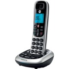 Motorola 1-Line 1-Handset Silver Cordless Phone with Answering System Image 2