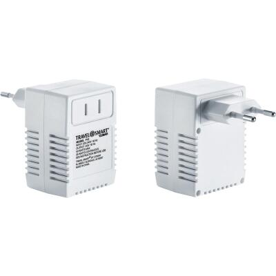 Franzus Travel Foreign to US Voltage Converter