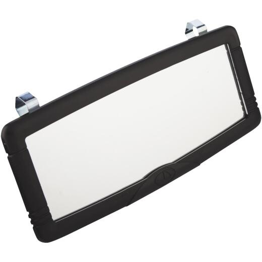 Custom Accessories 3-3/4 In. x 9-1/2 In. Deluxe Visor Mirror