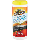 Armor All Wild Berry Scent Protectant Wipe Image 1