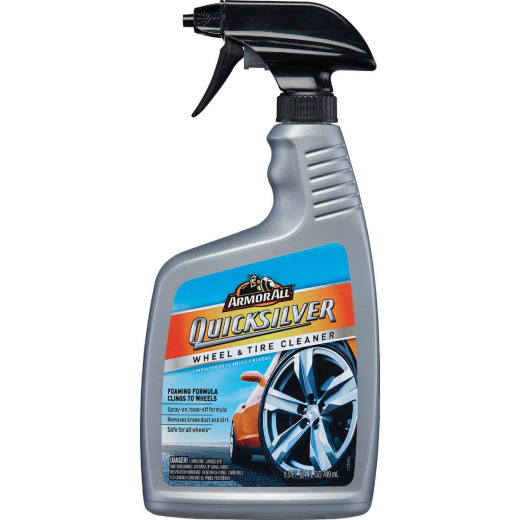 Armor All Quicksilver 24 Oz. Trigger Spray Wheel Cleaner