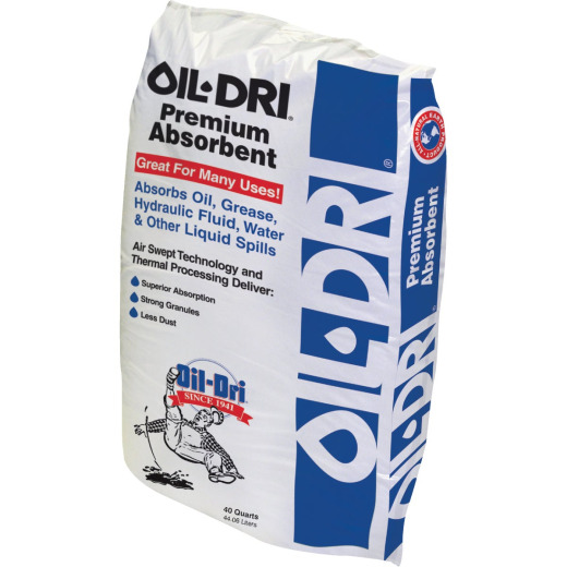 Oil Dri 43 Lb. Industrial Oil Absorbent