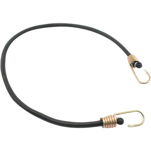 Erickson 10mm x 32 In. Industrial Bungee Cord, Black