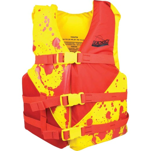 Seachoice Youth Type III & USCG 50 to 90 Lb. Life Vest