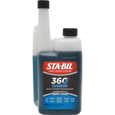Sta-Bil 32 Fl. Oz. Marine Formula Fuel Stabilizer