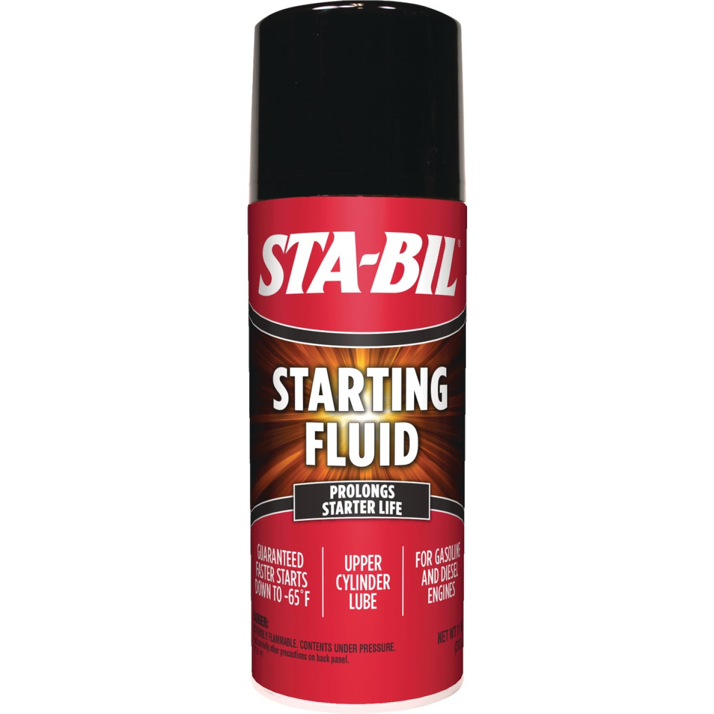 Sta-Bil 11 Oz. Starting Fluid Image 1