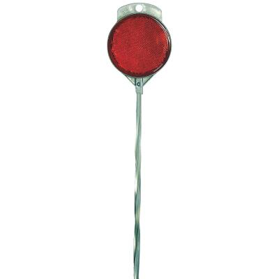 Hy-Ko 36 In. Red Aluminum Driveway Marker