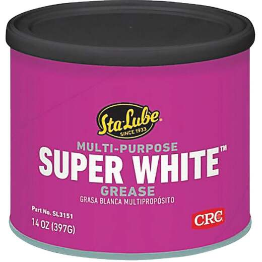 LubriMatic 1 Lb. Can White Lithium Grease