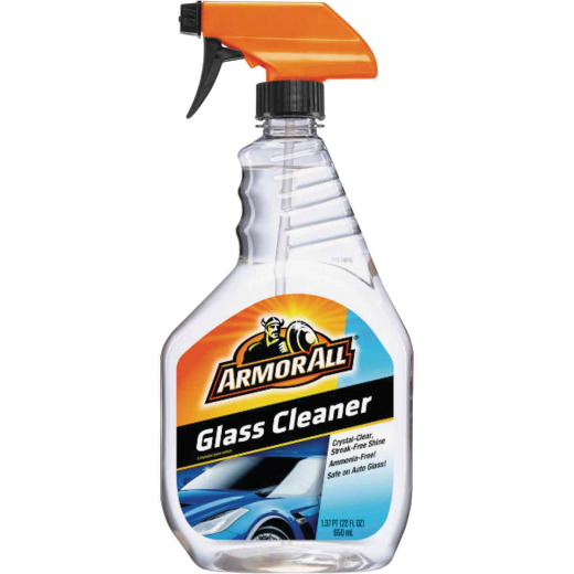 Armor All 22 Oz. Trigger Spay Automotive Glass Cleaner