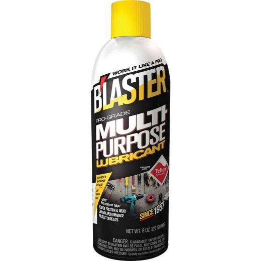 Blaster 8 Oz. Aerosol Multi-Purpose Lubricant