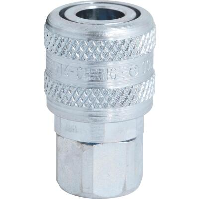 Milton Push-Type 1/4 In. FPT Coupler
