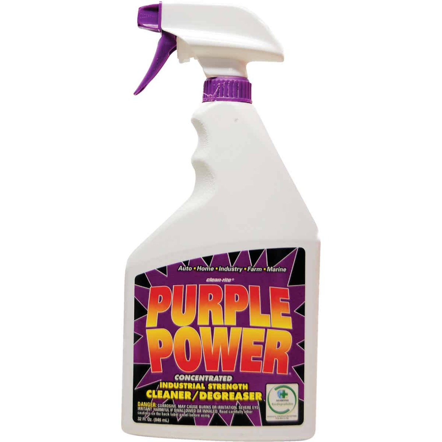 Purple Power 32 Oz. Trigger Spray Industrial Strength Cleaner/Degreaser Image 1