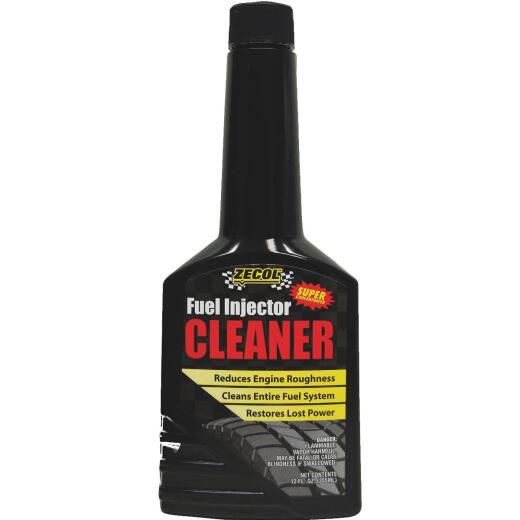 Zecol 12 Fl. Oz. Fuel Injector Fuel System Cleaner