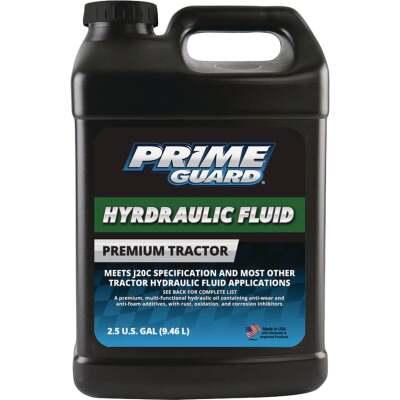 Prime Guard 2-1/2 Gal. 10W Premium Tractor Hydraulic Oil