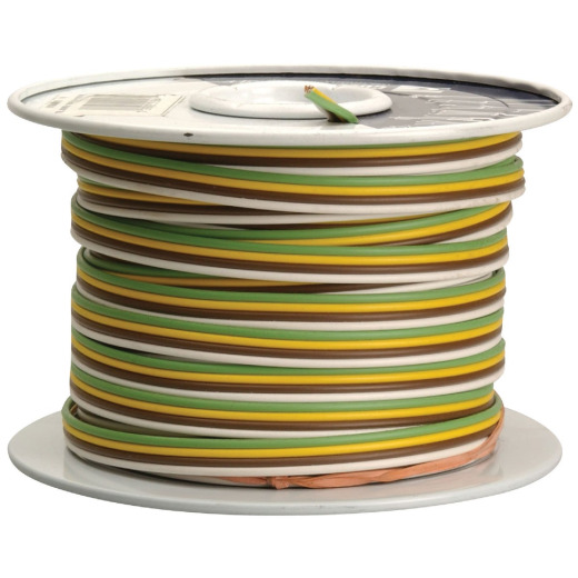 ROAD POWER 100 Ft. 16 Ga. 4-Conductor Primary Wire