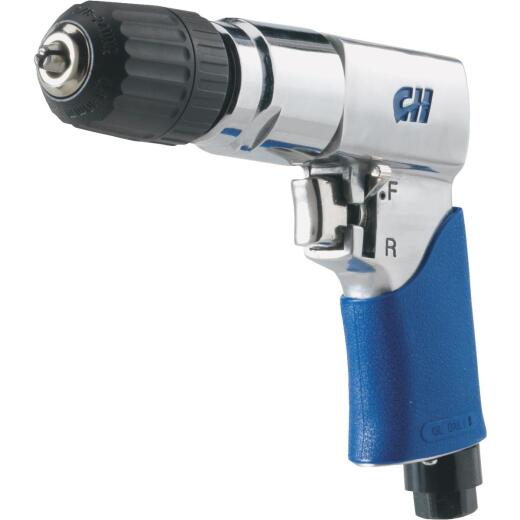 Campbell Hausfeld 3/8 In. Reversible Air Drill