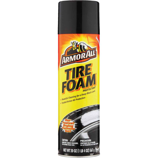Armor All 20 Oz. Aerosol Spray Tire Cleaner