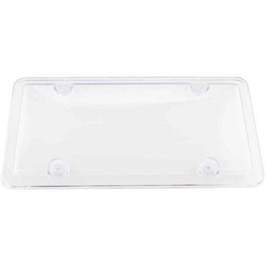 Custom Accessories License Plate Protector