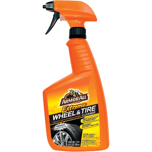 Armor All 24 Oz. Trigger Spray Wheel Cleaner