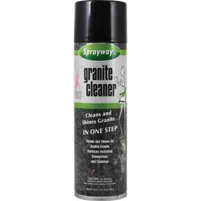 Sprayway 19 Oz. Granite & Marble Cleaner & Polish