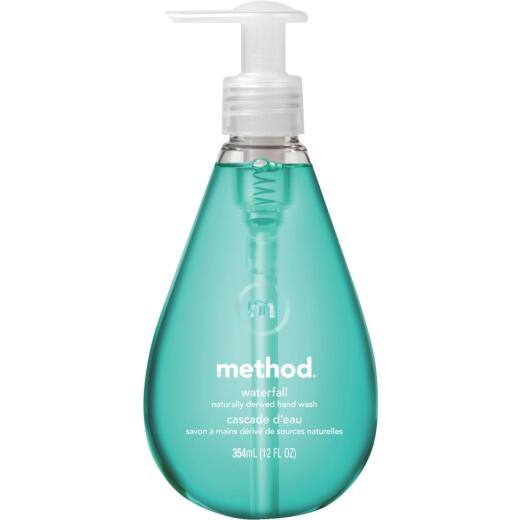 Method 12 Oz. Waterfall Gel Hand Soap