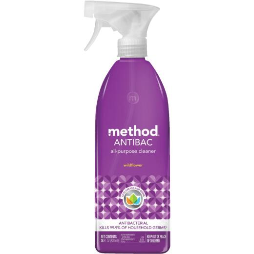 Method 28 Oz. Wildflower Antibacterial All-Purpose Cleaner